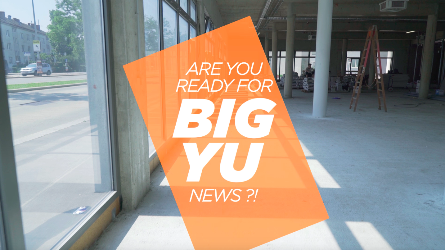 Are you ready for BIG YU News?